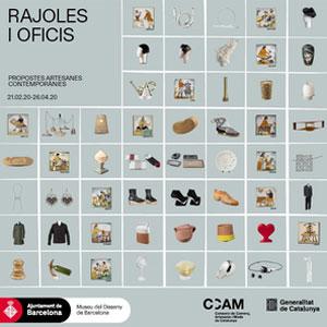 Exposició 'Rajoles i oficis. Propostes artesanes contemporànies' - Barcelona 2020