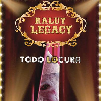 Espectacle 'Todo (lo)cura' del Circ Raluy Legacy, 2020