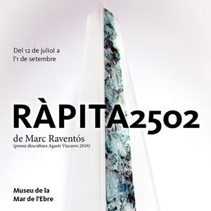Exposició 'Ràpita 2502', de Marc Raventós