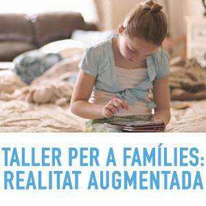 Taller familiar 'La Realitat Aumentada' a càrrec de Ma. Josep Clua, Falset
