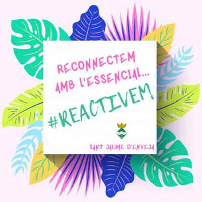 #Reconnectem amb l'essencial i #Reactivem Sant Jaume d'Enveja - Estiu 2020