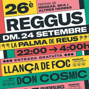 Festival Reggus, Reus 2019
