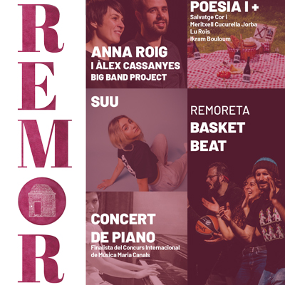 Remor, Música i Patrimoni - Teià 2021