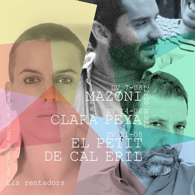 Festival Els Rentadors a Juneda, 2020