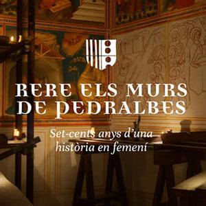 Exposició 'Rere els murs de Pedralbes'
