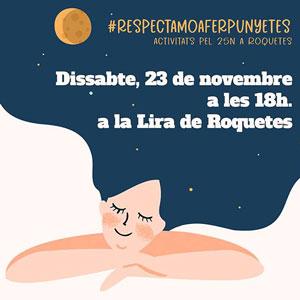 Actes #RespectemOaferpunyetes a Roquetes - La Lira 2019