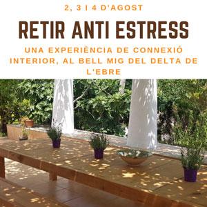 Retir Anti Estress - La Ràpita 2019