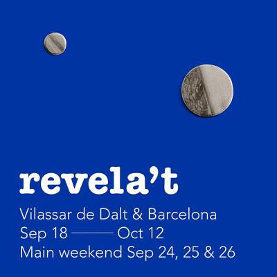 Revela't, Festival de Fotografia Analògica, Vilassar de Dalt, 2021