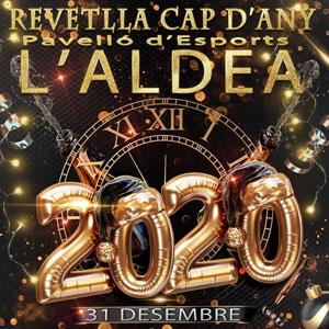 Revetlla de Cap d'Any - L'Aldea 2019