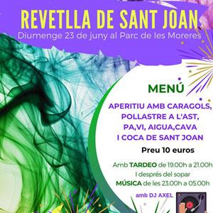 Revetlla de Sant Joan - Benifallet 2019