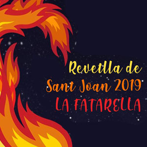 Revetlla de Sant Joan - La Fatarella 2019