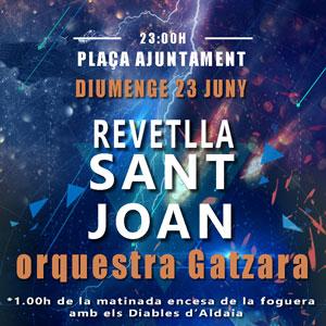 Revetlla de Sant Joan- L'Aldea 2019
