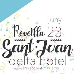 Revetlla de Sant Joan - Delta Hotel 2019