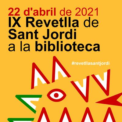 Revetlla de Sant Jordi, Catalunya, 2021
