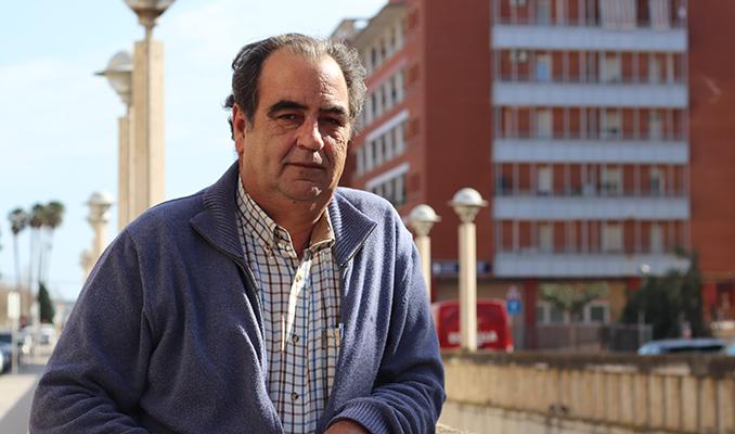 El dinamitzador cultural Ricardo Gascón.