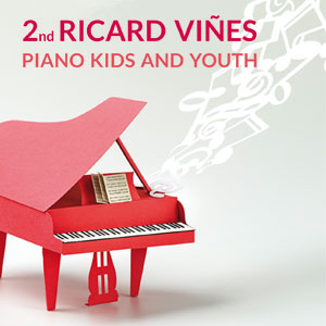 2nd Ricard Viñes Piano Kids and Youth, Lleida, 2019