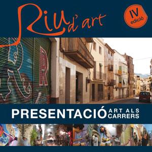 Presentació Riu d'Art - Riba-roja d'Ebre 2019