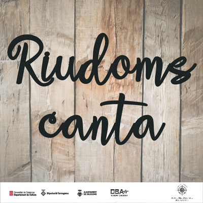 Cicle 'Riudoms canta' al CERAP, Riudoms, 2021