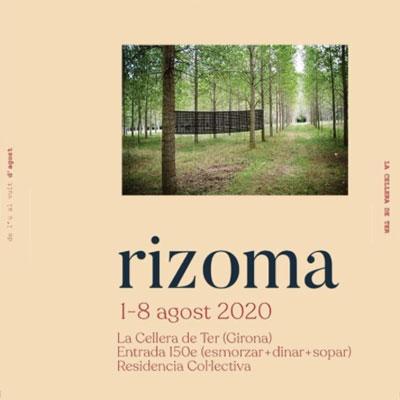 Festival Rizoma, Rizoma, Bosc de Can Ribes, La Cellera de Ter, 2020