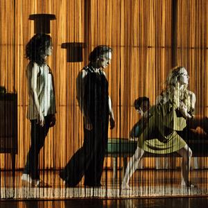 Espectacle de dansa 'La fragilitat dels verbs transitius' de Roberto G. Alonzo