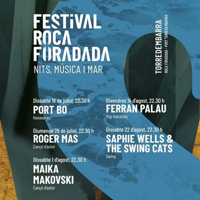 Festival Roca Foradada de Torredembarra, 2020