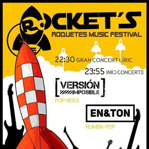 Rocket's Music Festival - Roquetes 2019