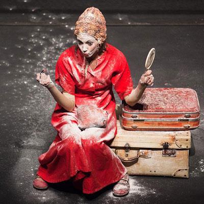 Espectacle 'Rojo' de Mireia Miracle Company