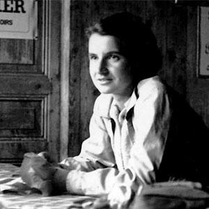 Rosalind Elsie Franklin, científica britànica, biologia molecular, descobriment de l'estructura de l'ADN
