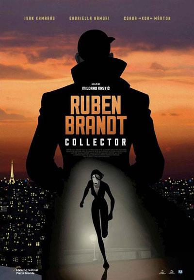 Ruben Brandt, coleccionista