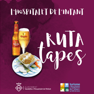 Ruta de tapes de l'Hospitalet de l'Infant, 2019