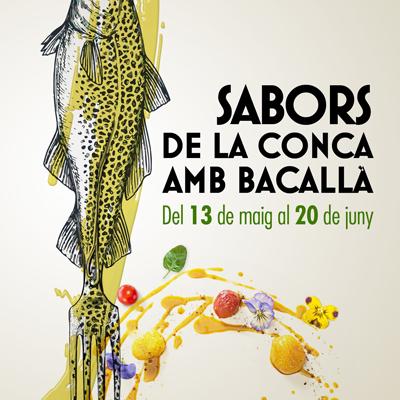 Jornades Sabors de la Conca amb Bacallà, 2021