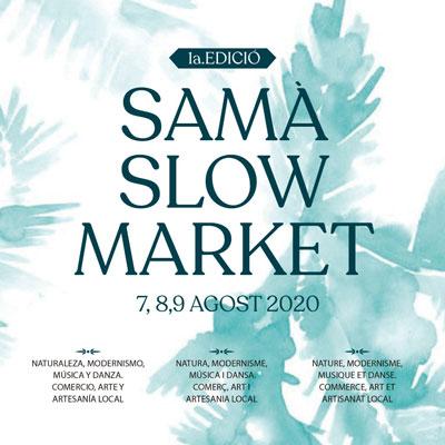 Samà Slow Market, Parc Samà, Cambrils, 2020