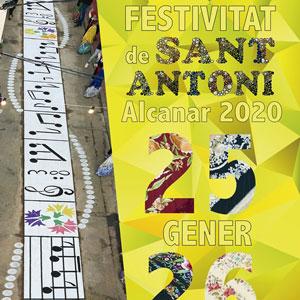 Festa de Sant Antoni - Alcanar 2020