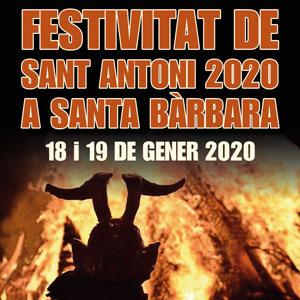 Sant Antoni - Santa Bàrbara 2020