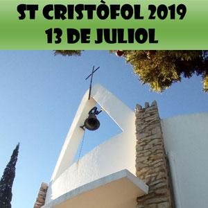 Sant Cristòfol - El Perelló 2019