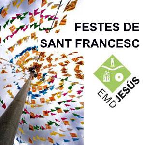 Festes de Sant Francesc - Jesús 2019