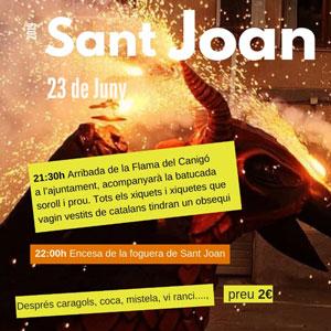 Sant Joan - Corbera d'Ebre 2019