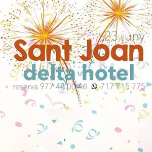 Menú de Sant Joan - Delta Hotel 2020