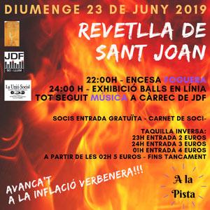 Revetlla de Sant Joan - Flix 2019