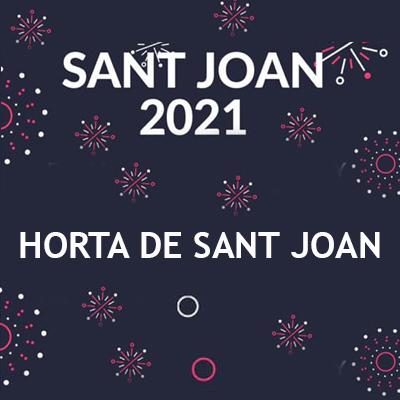 Sant Joan - Horta de Sant Joan 2021