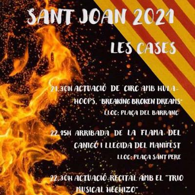 Sant Joan - Les Cases d'Alcanar 2021