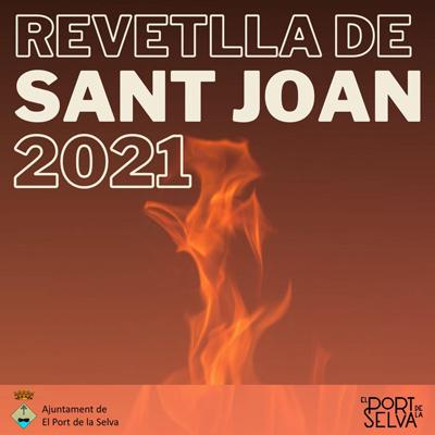 Revetlla de Sant Joan - El Port de la Selva 2021