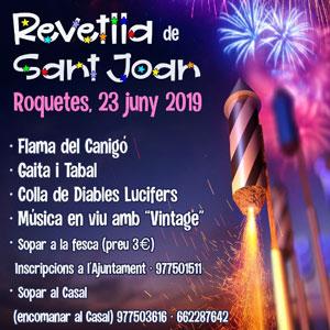 Revetlla de Sant Joan - Roquetes 2019