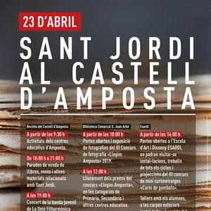 Sant Jordi al Castell - Amposta 2019