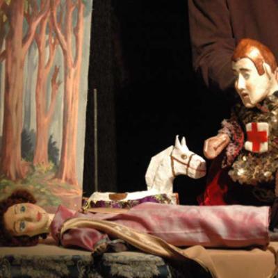 Espectacle 'Sant Jordi, la Princesa i el Drac' - Cia. La Puntual