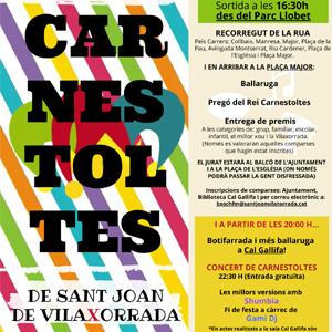 Carnaval Sant Joan de Vilatorrada