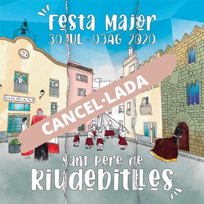 Festa Major de Sant Pere de Riudebitlles