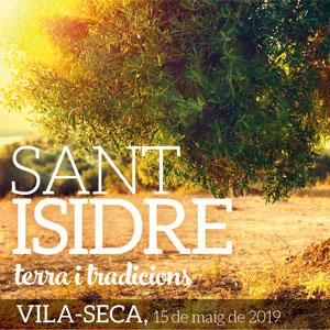 Sant Isidre, Festa Local de la Pagesia a Vila-seca, 2019