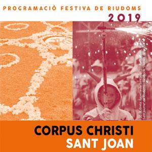 Revetlla de Sant Joan a Riudoms, 2019