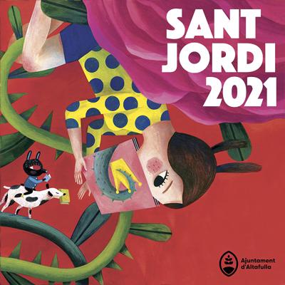 Sant Jordi a Altafulla, 2021